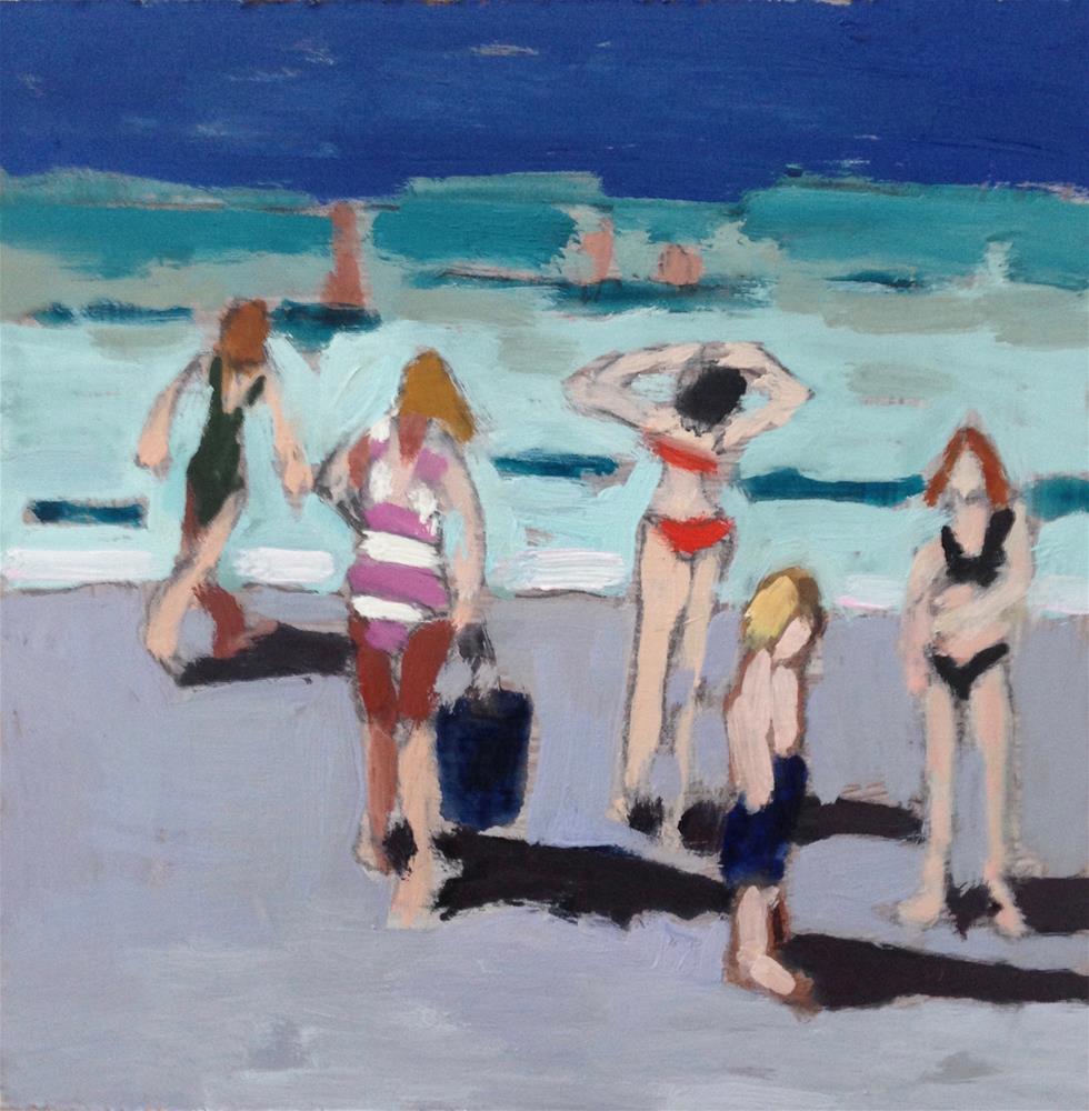 """""""Endless Summer"""" original fine art by Pamela Hoffmeister"""