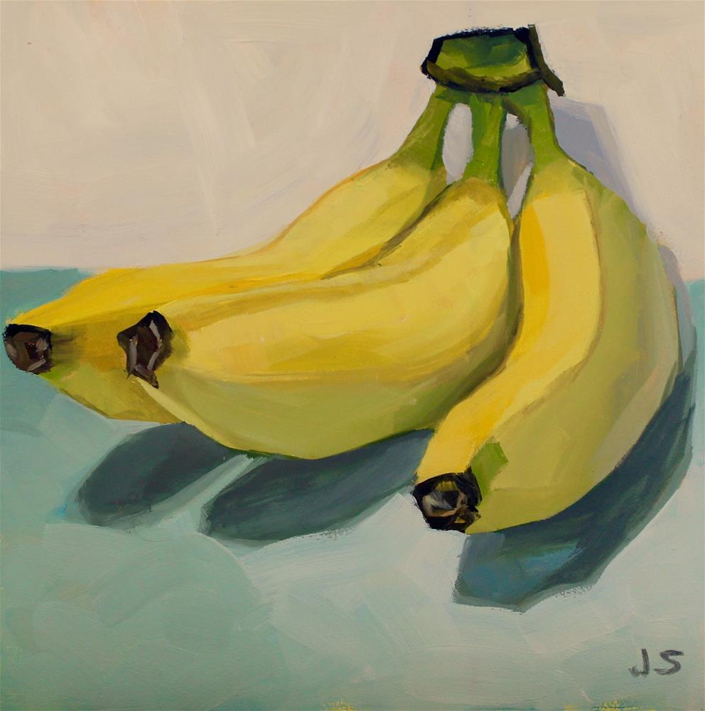 """""""Three Amigos"""" original fine art by Jamie Stevens"""