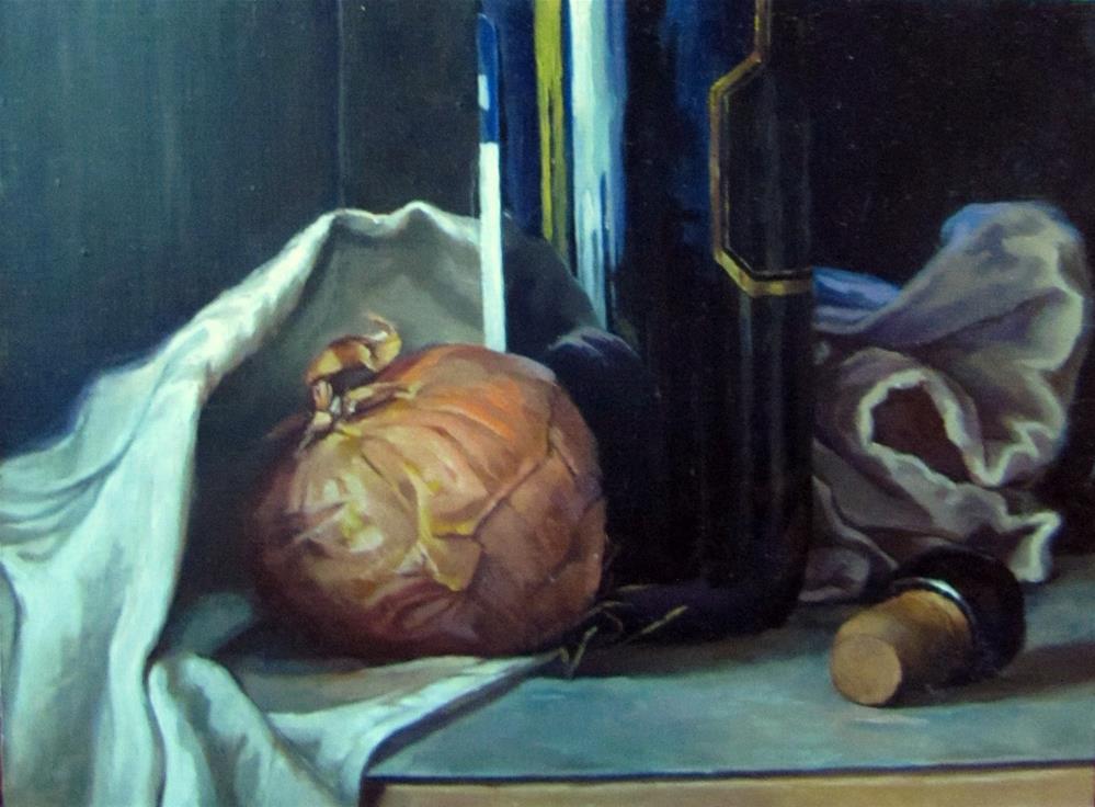 """Harvey's Bristol Cream and Onion"" original fine art by Edward Watson"
