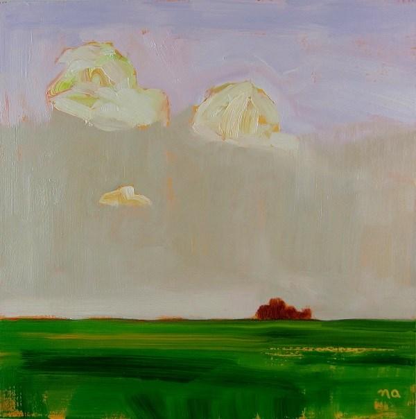 """""""Floating"""" original fine art by Nicki Ault"""