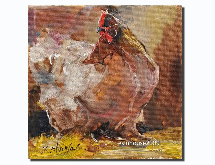 """http://www.ebay.com/itm/182040945313"" original fine art by Thomas Xie"