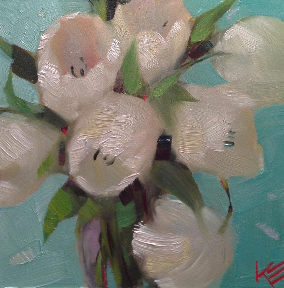 """Exhilarating"" original fine art by Krista Eaton"