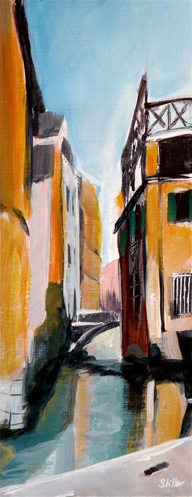 """2177 Andante - Allegro"" original fine art by Dietmar Stiller"