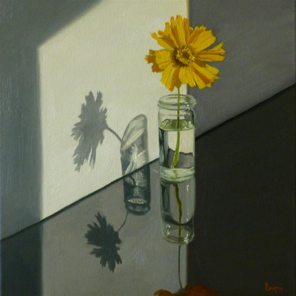 """Dilucide"" original fine art by Peter Lentini"