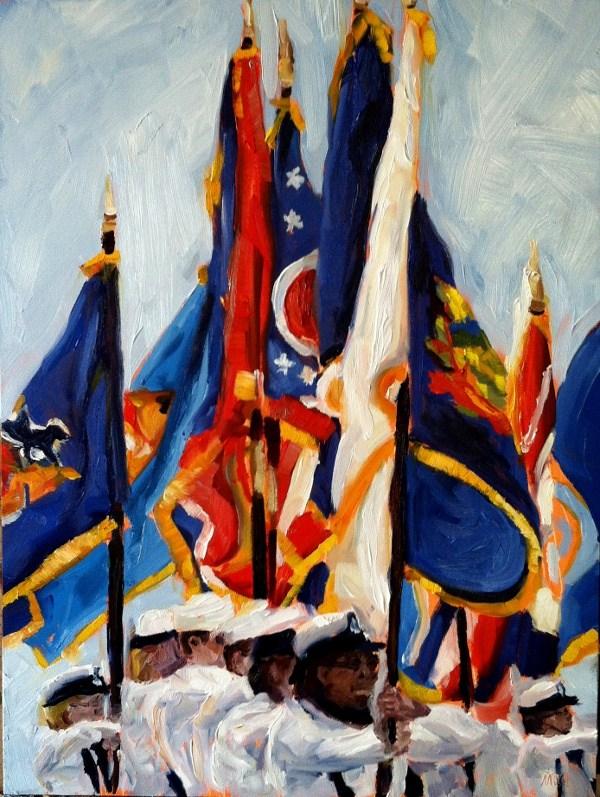 """""""Colors"""" original fine art by Kristen Dukat"""