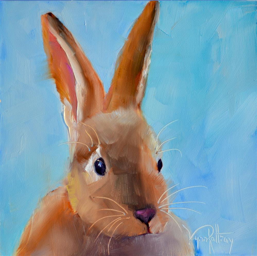 """Peter"" original fine art by Lynn Rattray"