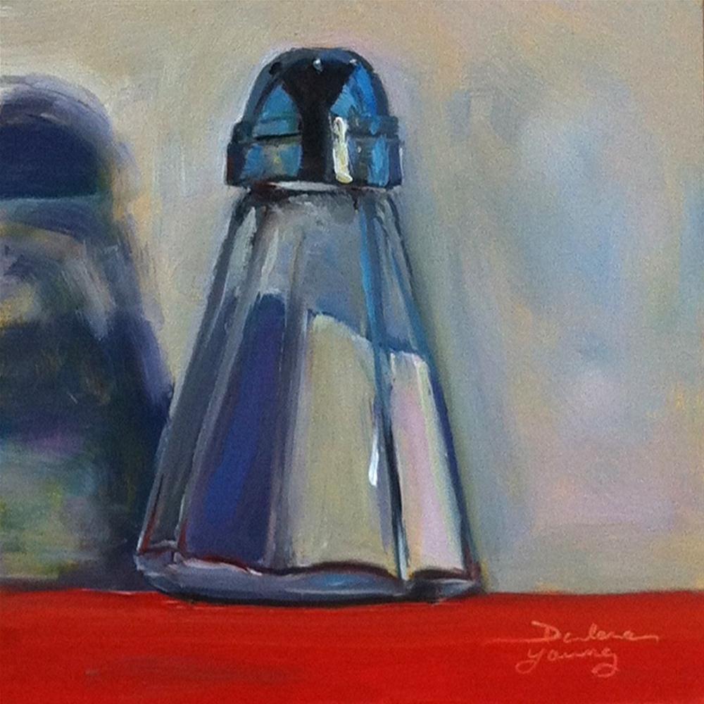 """620 Simply Salt"" original fine art by Darlene Young"