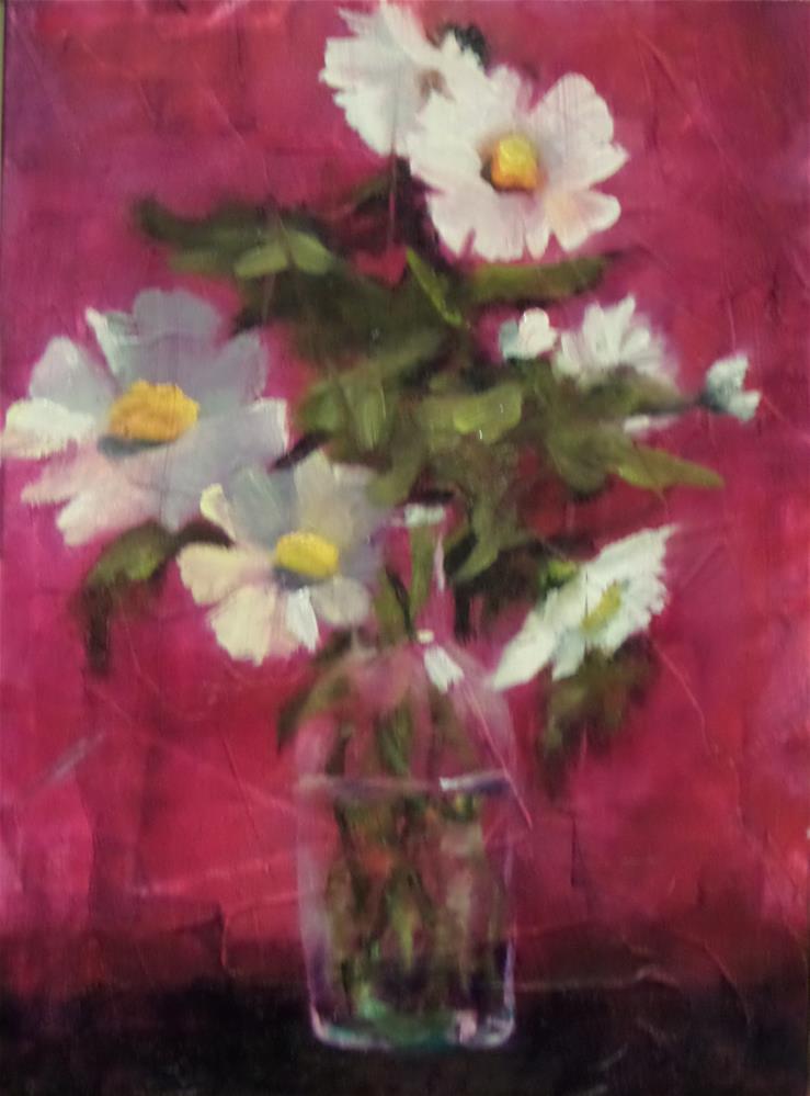 """""""Fresh From the Garden"""" original fine art by Kris Stewart"""