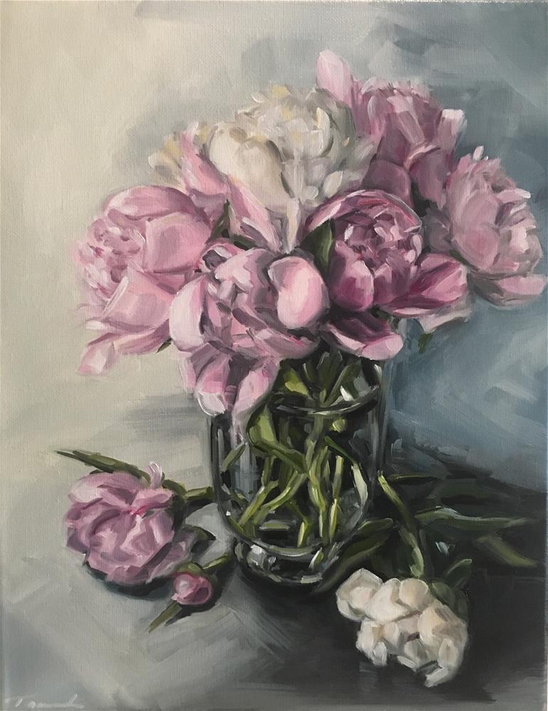 """Serenity (134)"" original fine art by Tamanda Elia"