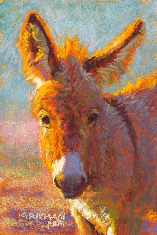 """Don Keilightly"" original fine art by Rita Kirkman"