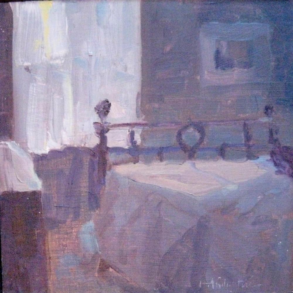 """The Beguine"" original fine art by Libby Gilpatric"