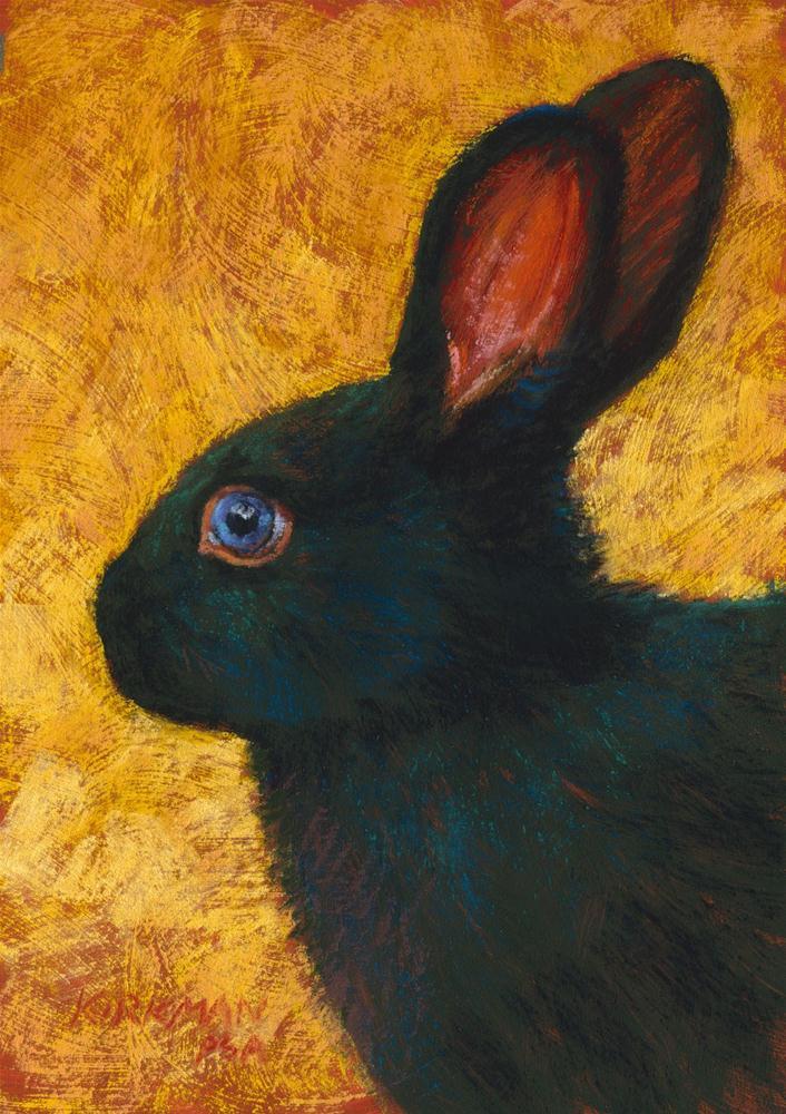 """""""Twilight"""" original fine art by Rita Kirkman"""