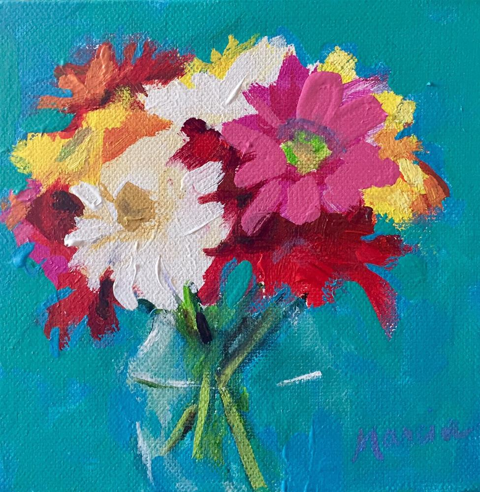 """Happy Mother's Day"" original fine art by Marcia Hodges"