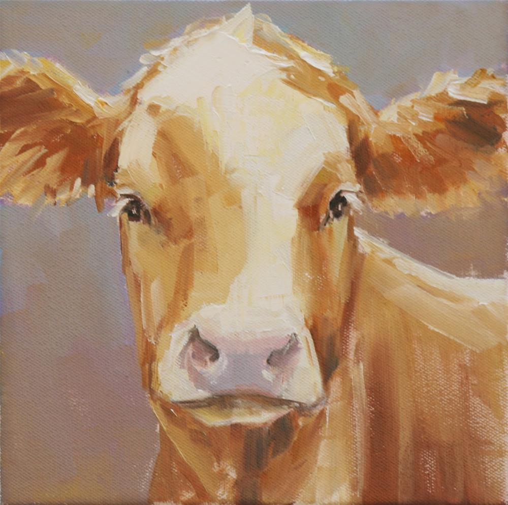 """""""pearl"""" original fine art by Carol Carmichael"""