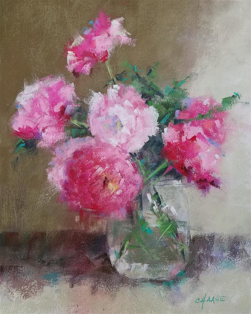 """""""Another Woman's Treasure"""" original fine art by Cindy Haase"""