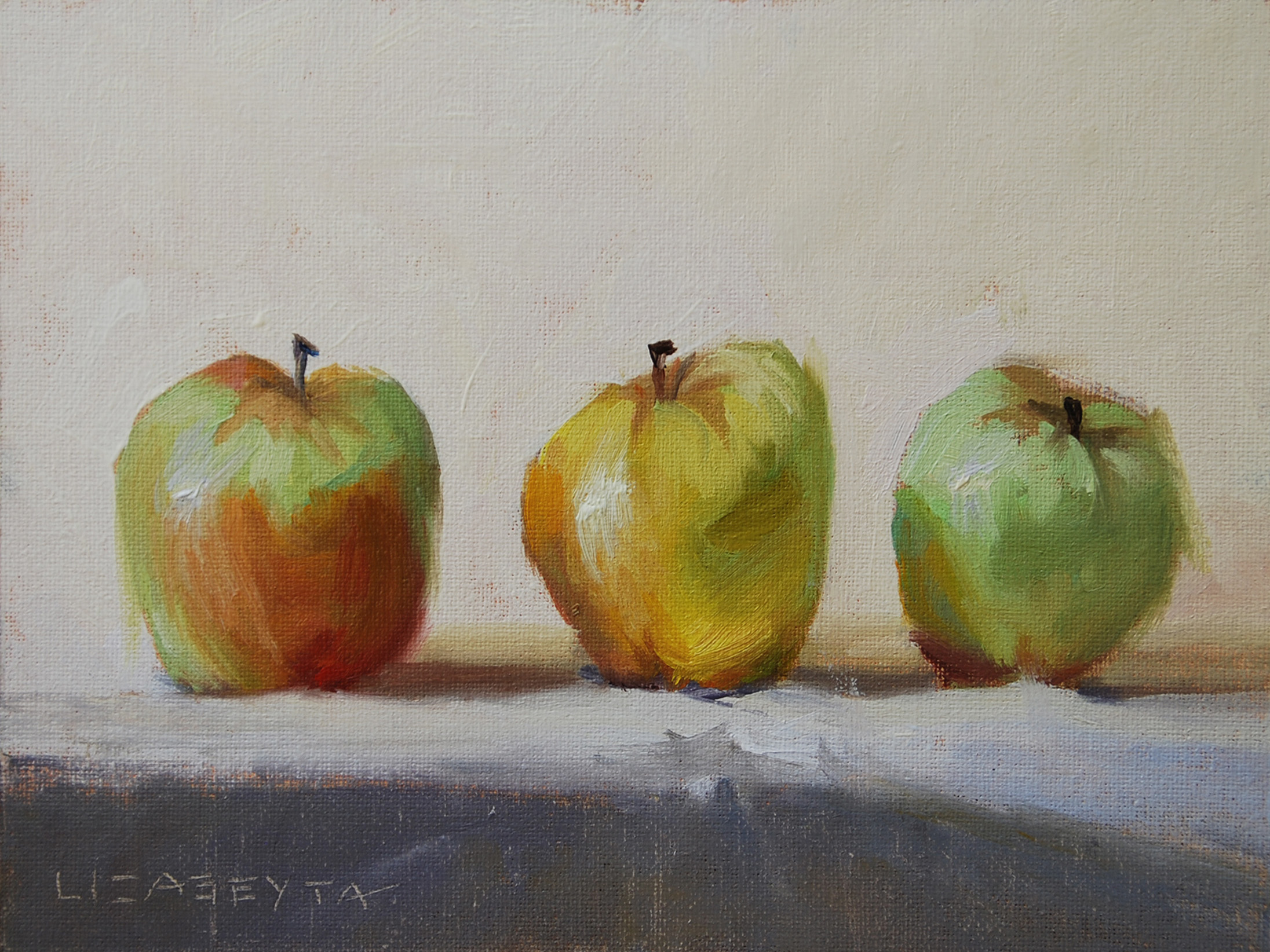 """""""Homegrown"""" original fine art by Liz Abeyta"""