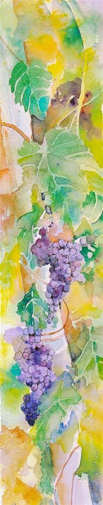 """Grapevine Post"" original fine art by Reveille Kennedy"