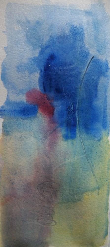 """Spring Walk"" original fine art by Amy Bryce"