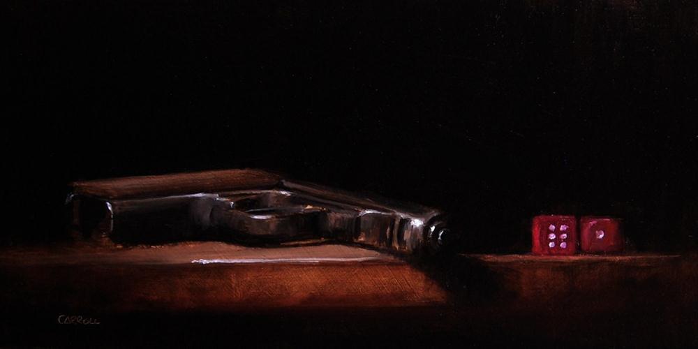 """PPK"" original fine art by Neil Carroll"