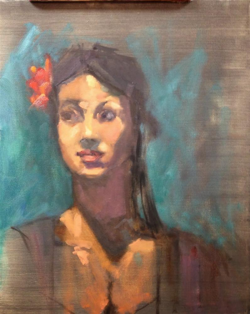 """untitled"" original fine art by Peggy Schumm"