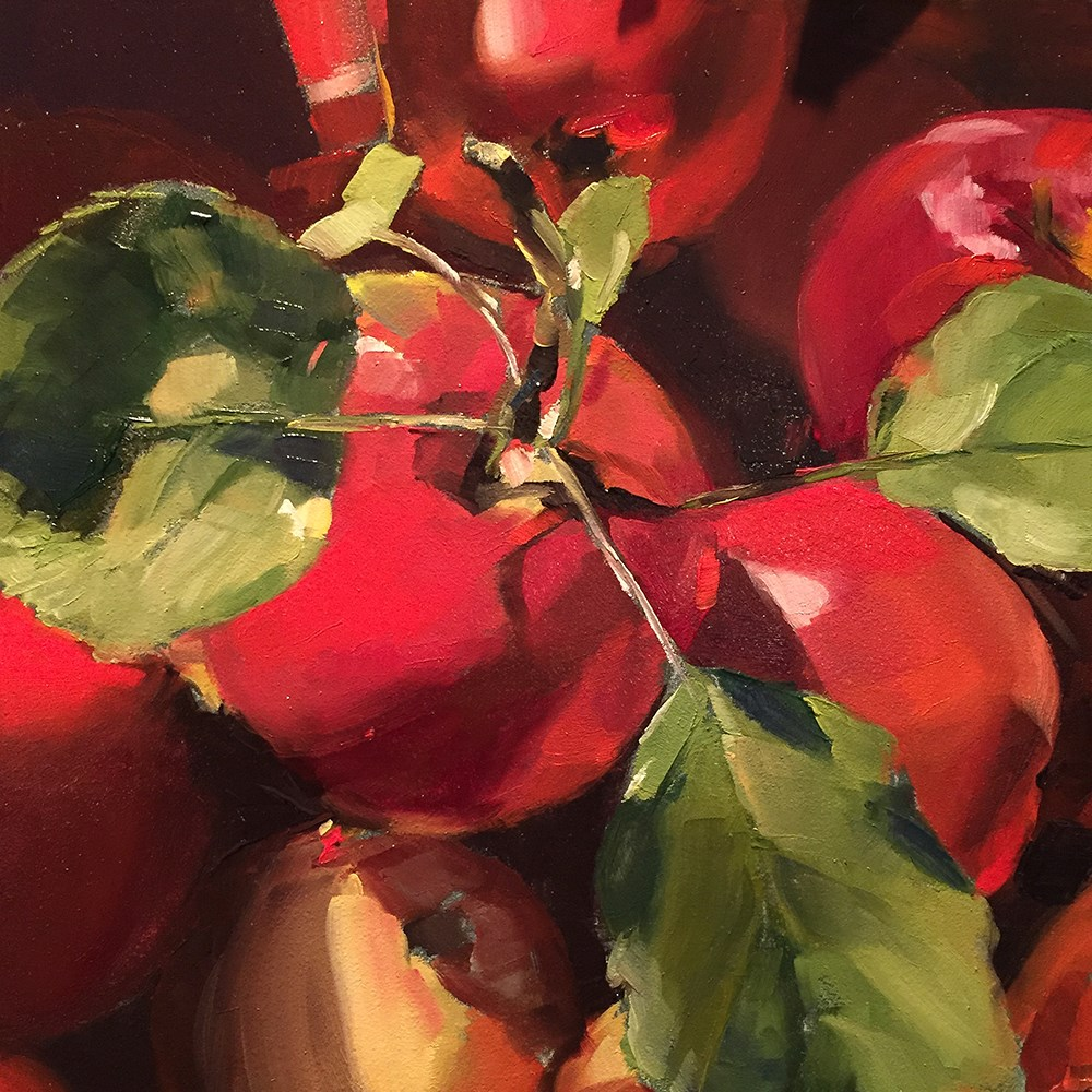 """fresh"" original fine art by Kim Smith"