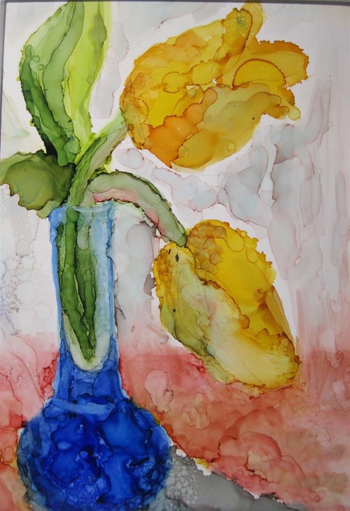 """316 Two Left"" original fine art by Diane Campion"