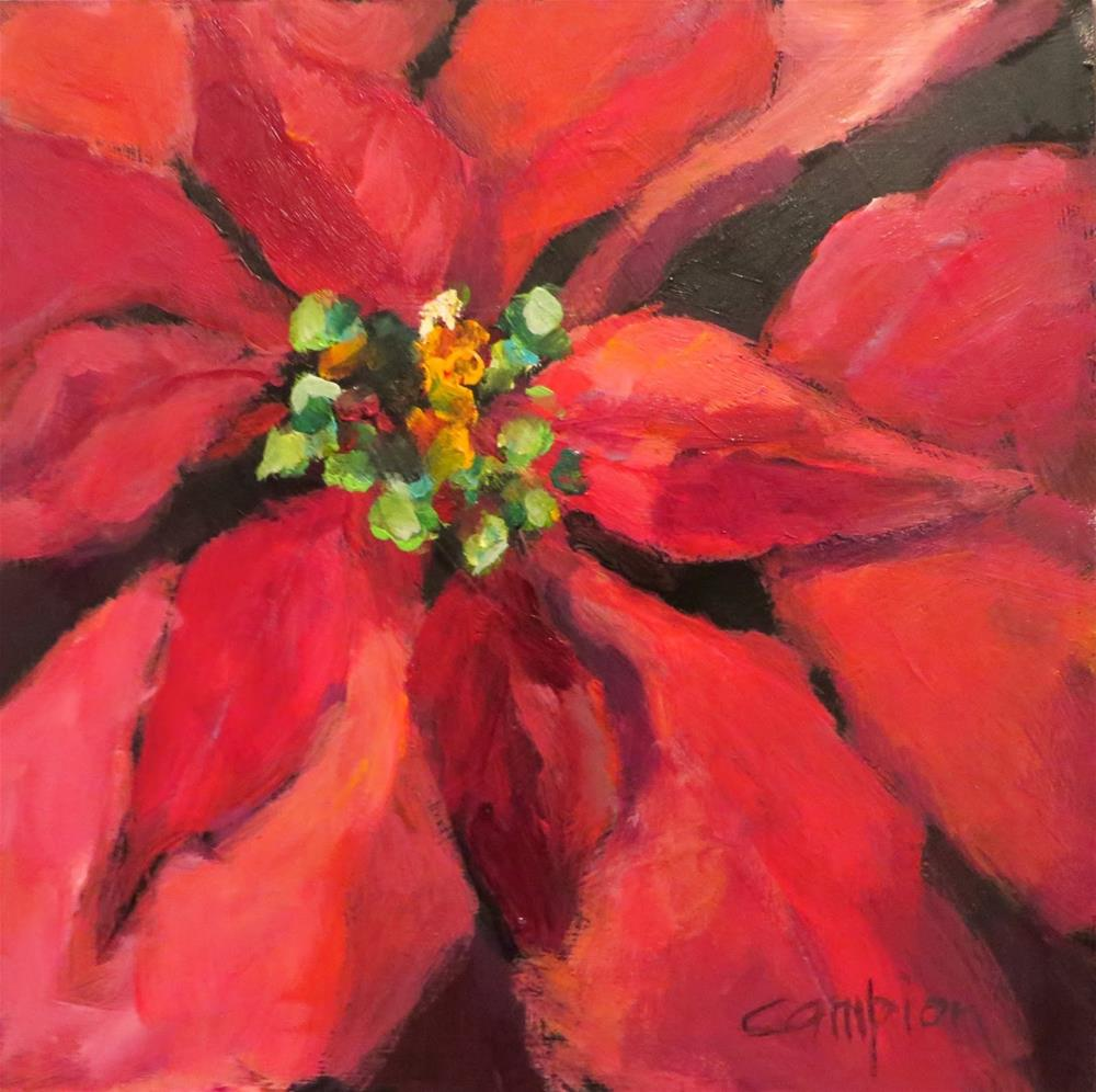 """735 Fifth Grade"" original fine art by Diane Campion"