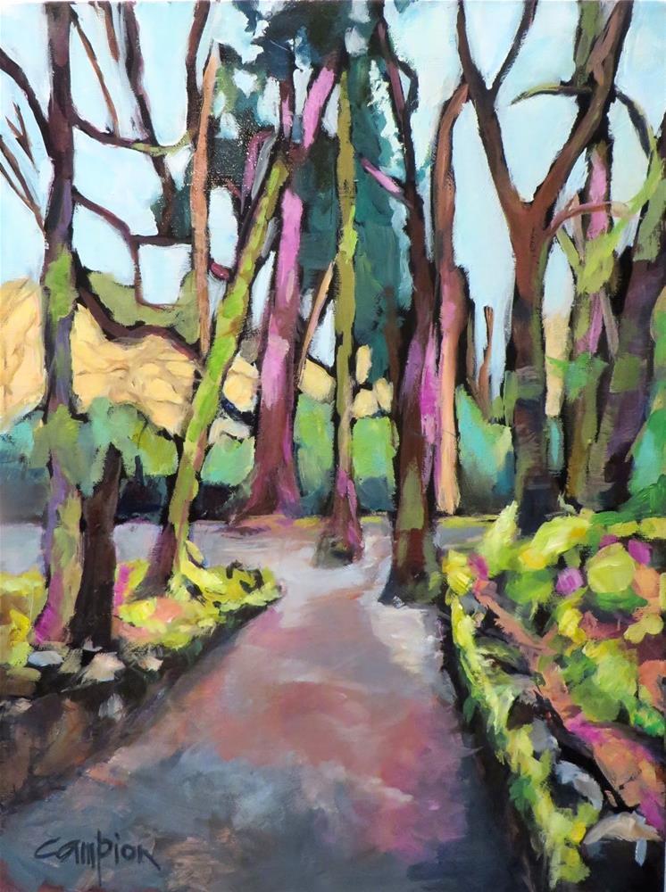 """""""817 Connemara, Ireland"""" original fine art by Diane Campion"""