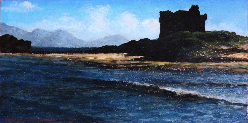 """On the Ring of Dingle"" original fine art by Joe Fitzgerald"