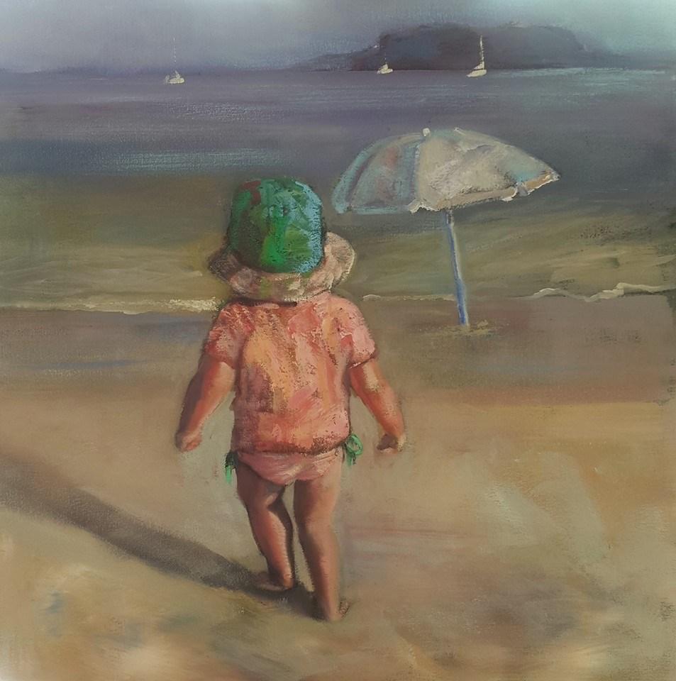 """Untitled"" original fine art by Rentia Coetzee"