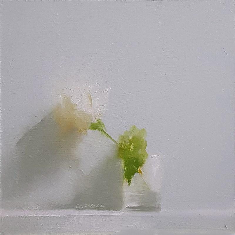 """""""Light Rose"""" original fine art by Neil Carroll"""