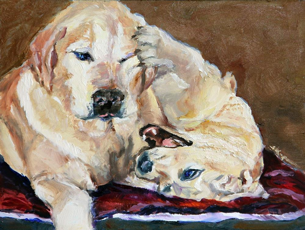 """""""Patience"""" original fine art by Shelley Koopmann"""