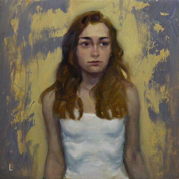 """Grey Walls"" original fine art by John Larriva"