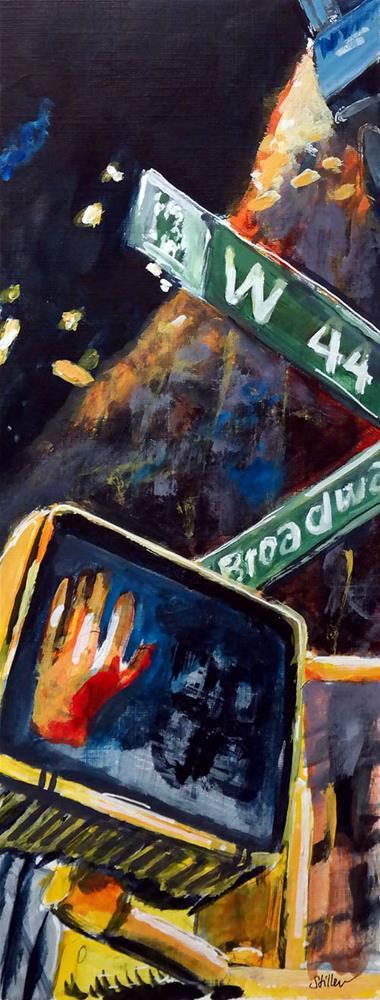 """""""2377 Stop Signs"""" original fine art by Dietmar Stiller"""