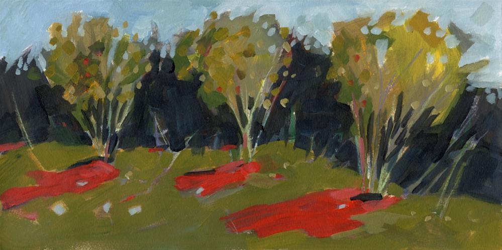 """""""0573: Along the Way"""" original fine art by Brian Miller"""