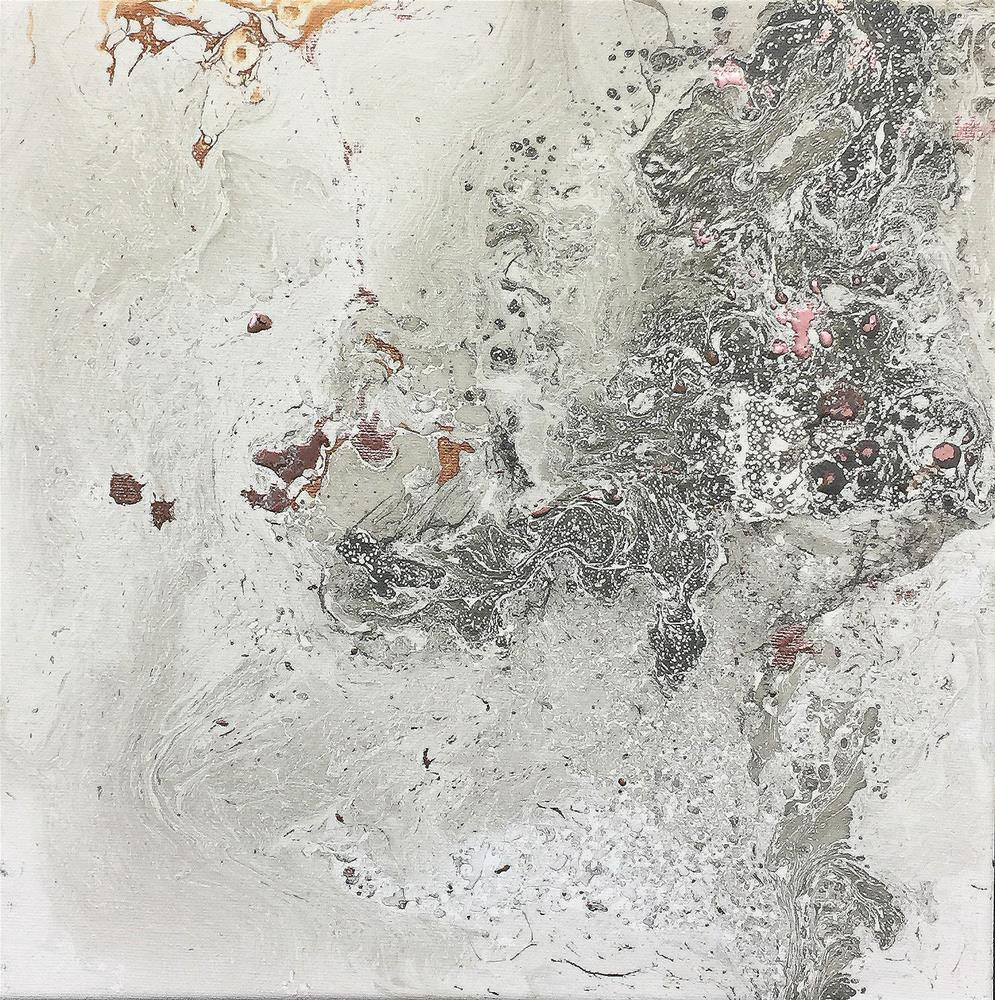"""Abstract #342"" original fine art by Sunny Avocado"