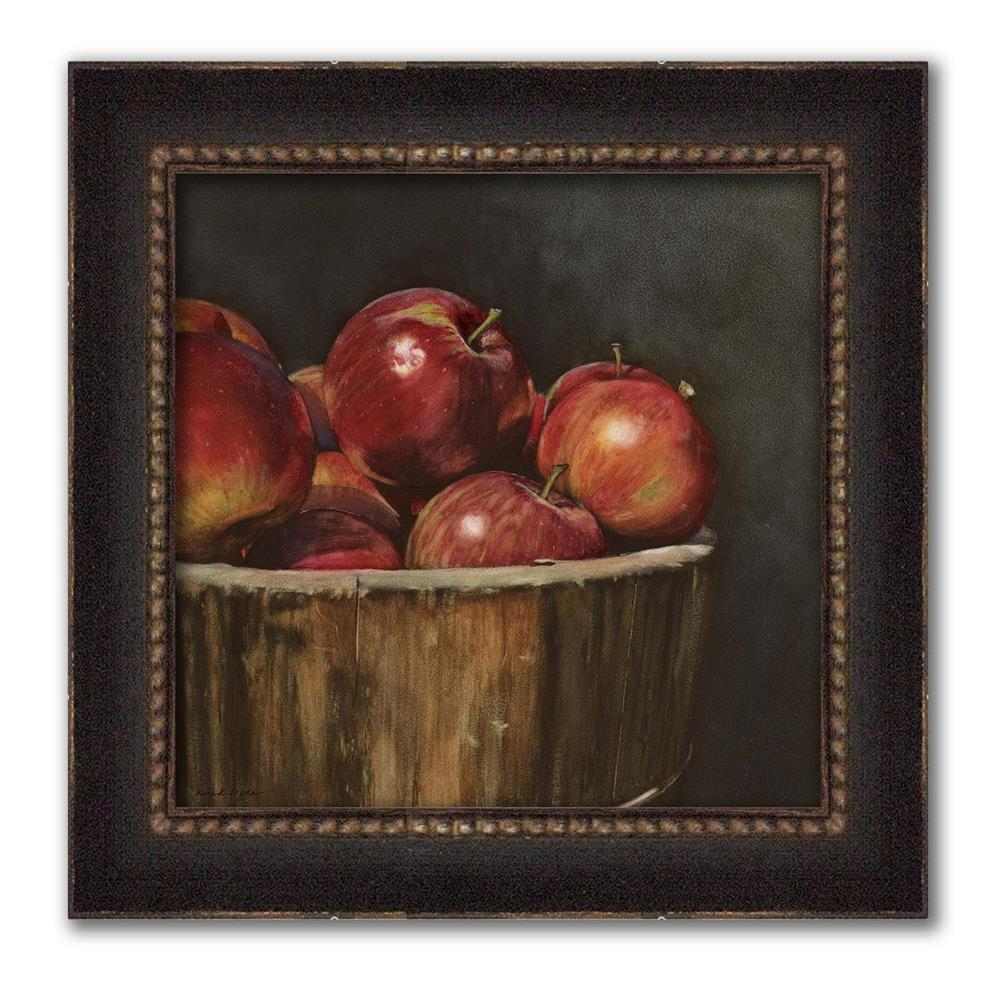 """Them Apples"" original fine art by Kara K. Bigda"