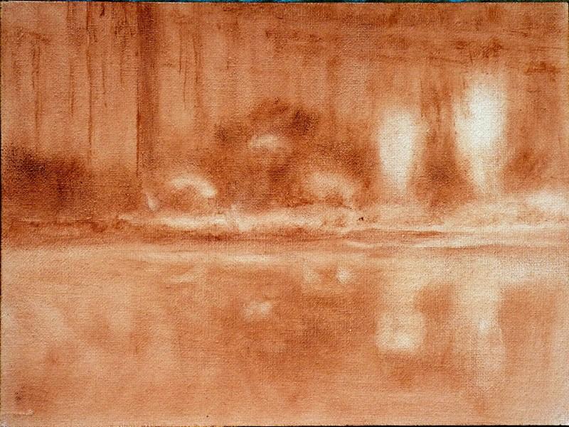 """""""Green River Reverie (Dinosaur NM, Utah)"""" original fine art by Steven Thor Johanneson"""