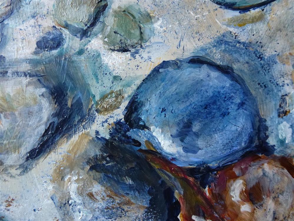 """San Juan Islands No. 3"" original fine art by Judith Elder"