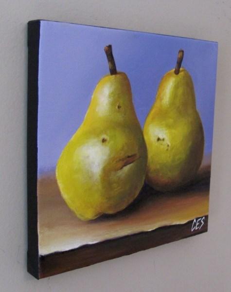"""""""The Pair"""" original fine art by ~ces~ Christine E. S. Code"""