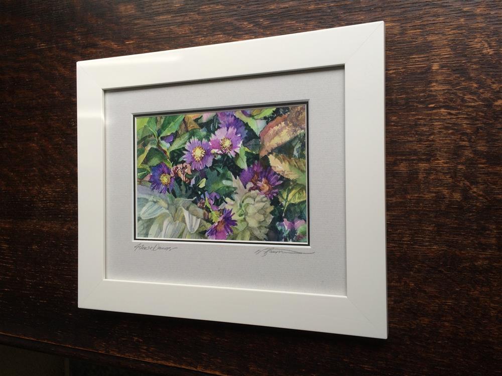 """""""SALE!!!   framed"""" original fine art by Nicoletta Baumeister"""
