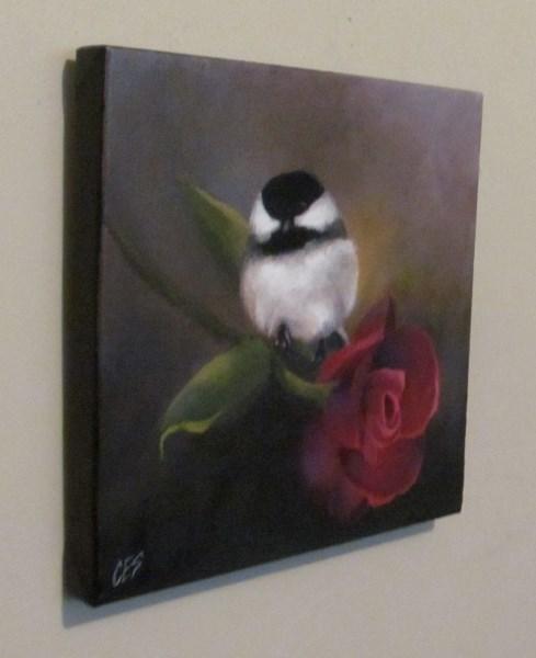 """""""Once Upon A Rose"""" original fine art by ~ces~ Christine E. S. Code"""