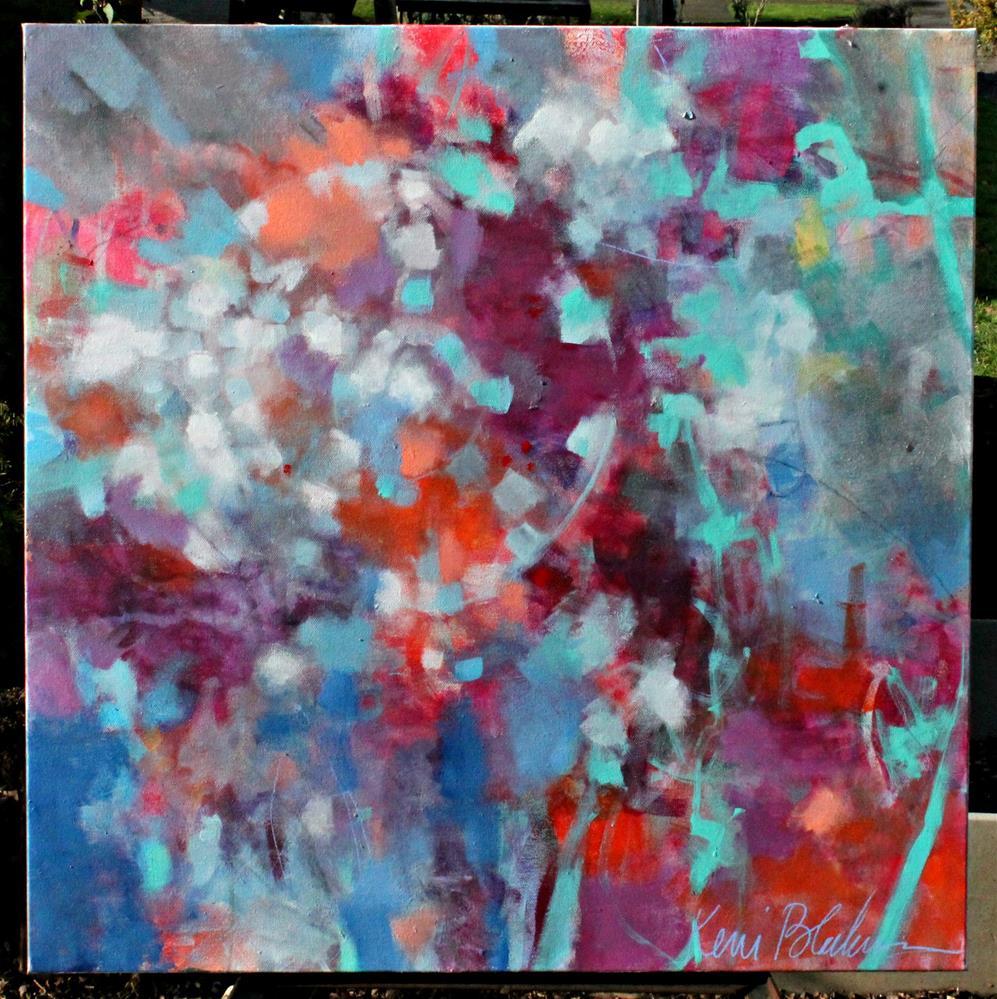 """Dream Catcher "" original fine art by Kerri Blackman"