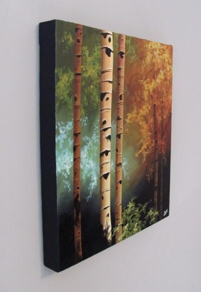 """""""Seasons"""" original fine art by ~ces~ Christine E. S. Code"""