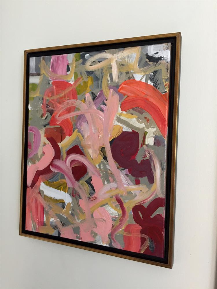 """Spring in South Fallsburg"" original fine art by Patricia Disantis"