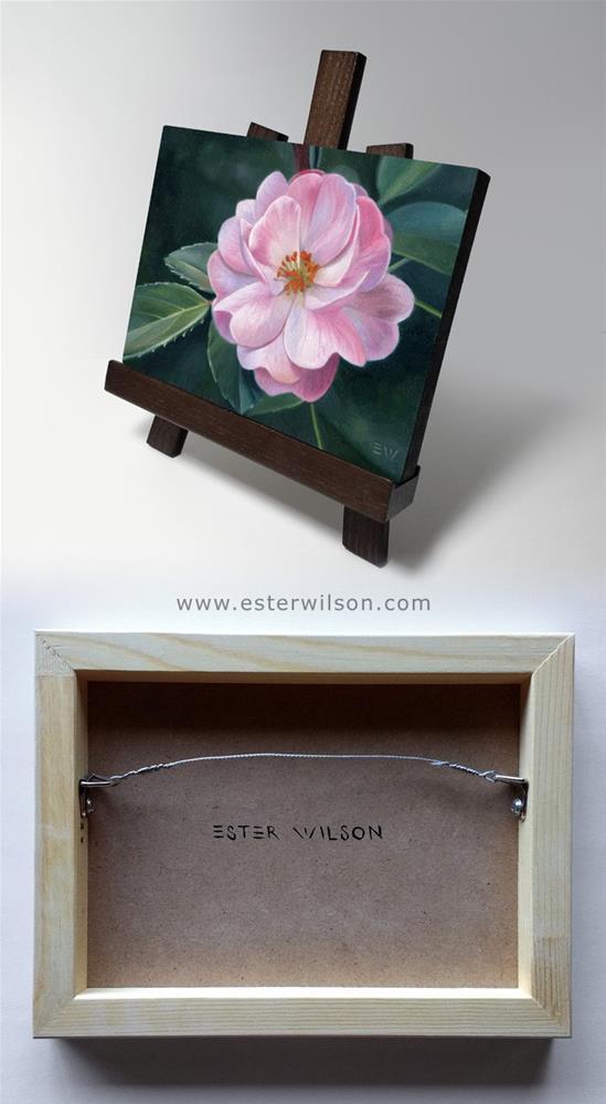 """""""Blossom"""" original fine art by Ester Wilson"""