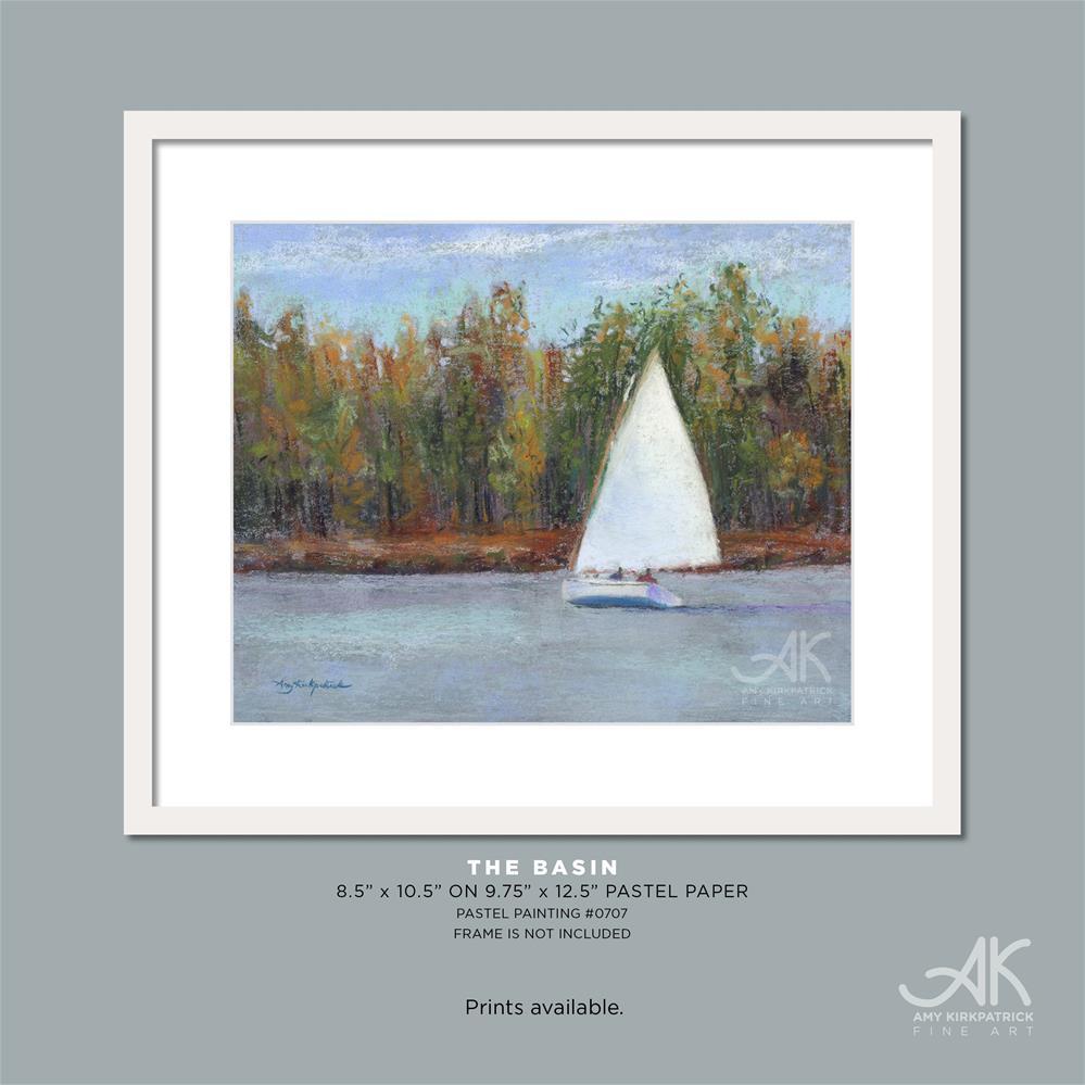 """The Basin #0707"" original fine art by Amy Kirkpatrick"