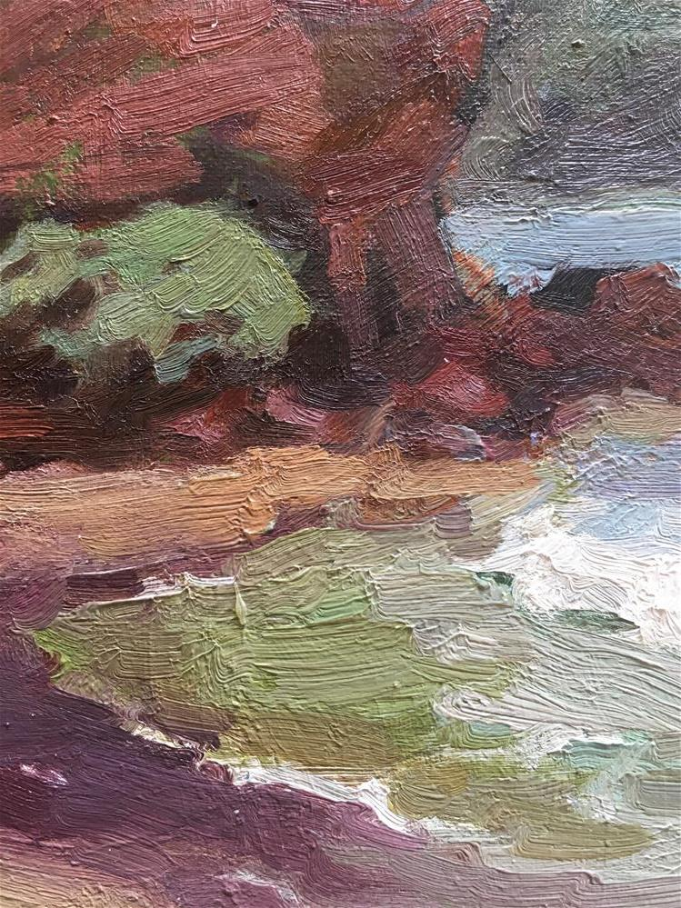 """""""Hana.Maui#13"""" original fine art by Katya Minkina"""