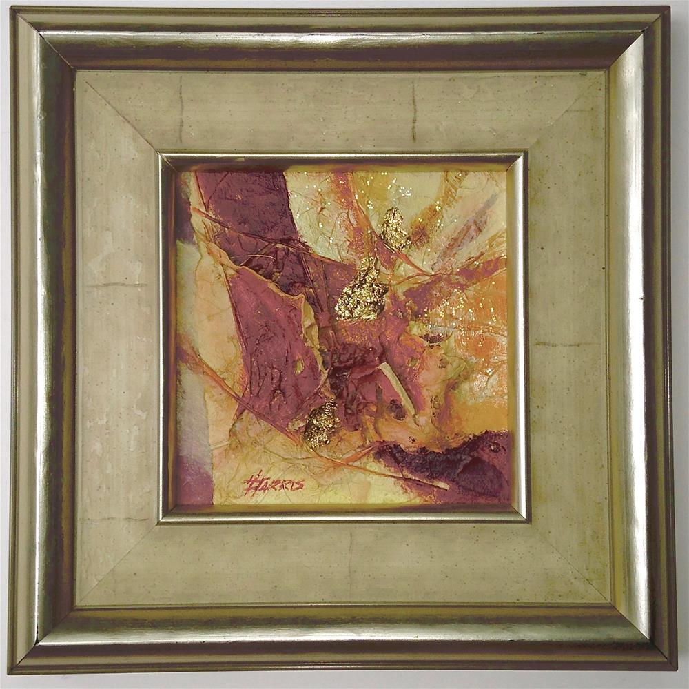 """""""Fields of Gold"""" original fine art by Helen Harris"""
