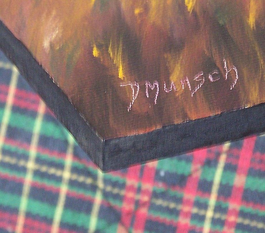 """""""Birch Trees Unite"""" original fine art by Donna Munsch"""